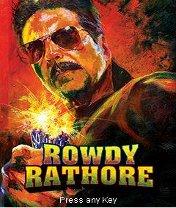 Скачать бесплатно игру Rowdy Rathore - java игра для мобильного телефона. Скачать Роди Ратор