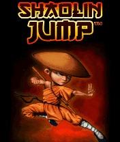 Shaolin Jump Скачать бесплатно игру Прыжок шаолиня - java игра для мобильного телефона