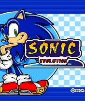 Скачать бесплатно игру Sonic Evolution - java игра для мобильного телефона. Скачать Соник Эволюция