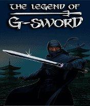The Legend Of G-Sword Скачать бесплатно игру Легенда о Джи-мече - java игра для мобильного телефона