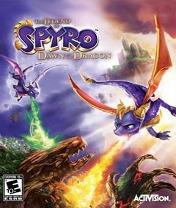 The Legend Of Spyro: Dawn Of The Dragon Скачать бесплатно игру Легенда спайро: Рассвет дракона - java игра для мобильного телефона
