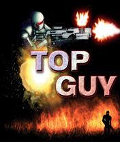Top Guy Скачать бесплатно игру Крутой парень - java игра для мобильного телефона