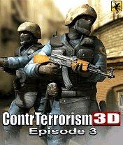 Скачать бесплатно игру 3D ContrTerrorism Ep 3 Online + Bluetooth - java игра для мобильного телефона. Скачать 3D Контр-терроризм Ep 3 Онлайн + Bluetooth