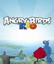 Angry Birds Rio Скачать бесплатно игру Злые птицы: Рио - java игра для мобильного телефона