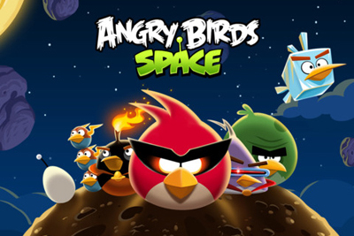 Angry Birds Space - Злые птицы: Космос на Android