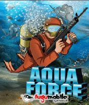 Aqua Force Скачать бесплатно игру Подводный спецназ - java игра для мобильного телефона