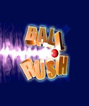 Ball Rush Скачать бесплатно игру Сокрушающий мяч - java игра для мобильного телефона