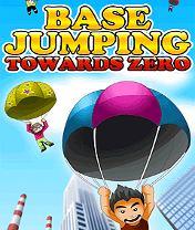 Base Jumping Towards Zero Скачать бесплатно игру Бейсджампинг прямиком вниз - java игра для мобильного телефона