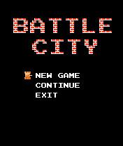 Скачать бесплатно игру Battle City - java игра для мобильного телефона. Скачать Город сражения