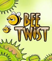 Bee Twist Скачать бесплатно игру Пчела путь домой - java игра для мобильного телефона