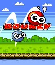Bouncy Скачать бесплатно игру Попрыгун - java игра для мобильного телефона