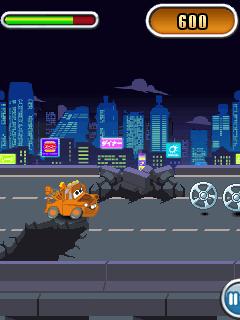 Cars 2 Скачать бесплатно игру Тачки 2 - java игра для мобильного телефона