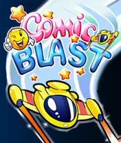 Comic Blast Скачать бесплатно игру Веселый взрыв - java игра для мобильного телефона