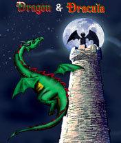 Dragon and Dracula Скачать бесплатно игру Дракон и Дракула - java игра для мобильного телефона