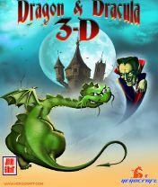 Dragon and Dracula 3D Скачать бесплатно игру Дракон и Дракула 3D - java игра для мобильного телефона