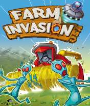 Farm Invasion USA Скачать бесплатно игру Захват фермы США - java игра для мобильного телефона