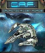 Galactic Alien Force Скачать бесплатно игру Галактическая чужая сила - java игра для мобильного телефона