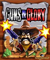 Guns'n'Glory Скачать бесплатно игру Оружие и Победа - java игра для мобильного телефона