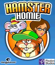 Hamster Homie Скачать бесплатно игру Хомяк Хома - java игра для мобильного телефона