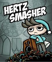 Скачать бесплатно игру Hertz Smasher - java игра для мобильного телефона. Скачать Сносшибательный герц
