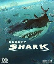Hungry Shark Скачать бесплатно игру Голодная акула - java игра для мобильного телефона