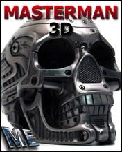 Masterman 3D Скачать бесплатно игру Мастермэн 3D - java игра для мобильного телефона