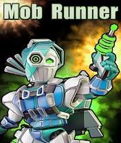 Скачать бесплатно игру Mob Runner - java игра для мобильного телефона. Скачать Мобильный бегун