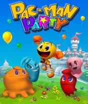 Pac-Man Party Скачать бесплатно игру Вечеринка пакман - java игра для мобильного телефона