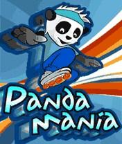 Panda Mania Скачать бесплатно игру Мания панды - java игра для мобильного телефона
