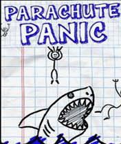 Скачать бесплатно игру Parachute Panic - java игра для мобильного телефона. Скачать Паника на парашюте