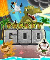 Pocket God Скачать бесплатно игру Карманный бог - java игра для мобильного телефона