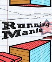 Running Mania Скачать бесплатно игру Мания бега - java игра для мобильного телефона