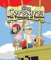 Sky Corsairs Скачать бесплатно игру Сокровища Кортеса - java игра для мобильного телефона