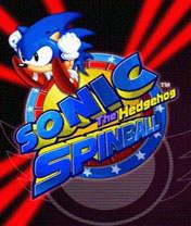 Sonic Spinball Скачать бесплатно игру Соник крутящийся шар - java игра для мобильного телефона