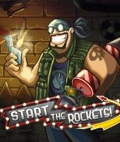 Start the Rockets Скачать бесплатно игру Пуск ракет - java игра для мобильного телефона