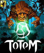 Скачать бесплатно игру Totem +Touch Screen - java игра для мобильного телефона. Скачать Тотем +Touch Screen