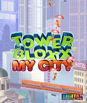 Tower Bloxx: My City Скачать бесплатно игру Строительные блоки: Мой город - java игра для мобильного телефона