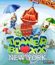 Tower Bloxx: New York Скачать бесплатно игру Строительные блоки: Нью йорк - java игра для мобильного телефона