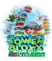 Скачать бесплатно игру Tower Bloxx Revolution - java игра для мобильного телефона. Скачать Строительные блоки: Революция