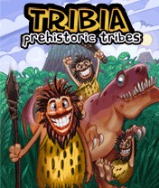 Tribia: Prehistoric Tribes Скачать бесплатно игру Трибиа: Первобытные войны - java игра для мобильного телефона