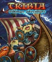 Tribia Vikings Adventure Скачать бесплатно игру Трибиа: Приключения викингов - java игра для мобильного телефона