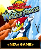Скачать Woody Woodpecker In Waterfools бесплатно на телефон Вуди Вудпеккер и водопад - java игра