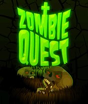 Zombie Quest Скачать бесплатно игру Зомби квест - java игра для мобильного телефона