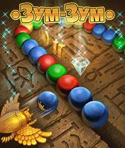 Zum-Zum Скачать бесплатно игру Зум-Зум - java игра для мобильного телефона