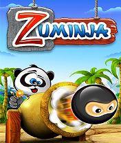 Zuminja Скачать бесплатно игру Зума-ниндзя - java игра для мобильного телефона