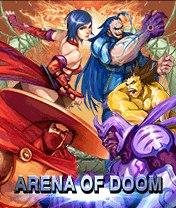 Arena of Doom Скачать бесплатно игру Арена судьбы - java игра для мобильного телефона