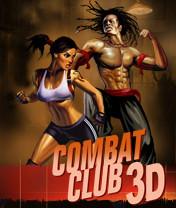 Combat Club 3D Скачать бесплатно игру Бойцовский клуб 3D - java игра для мобильного телефона