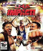 TNA iMPACT Скачать бесплатно игру Рестлинг TNA iMPACT - java игра для мобильного телефона