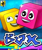 Box + Touch Screen Скачать бесплатно игру Открой коробку + Touch Screen - java игра для мобильного телефона