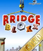 Bridge Bloxx Gold Скачать бесплатно игру Строитель мостов: Золотая версия - java игра для мобильного телефона